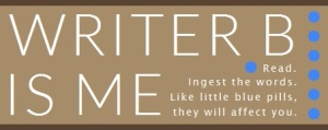 Writer B Badge