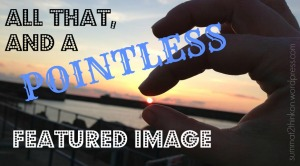 Pointless Featured Image