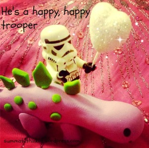 Happy Trooper
