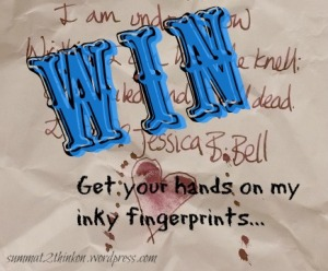 Inky Fingerprints WIN