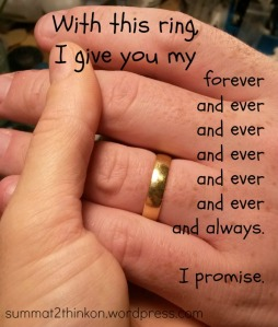 With This Ring, I Promise