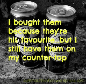 Accusing Guinness Cans