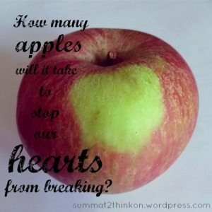 How many apples will it take