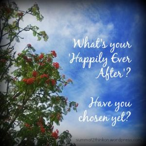 Whats Your Happily Ever After