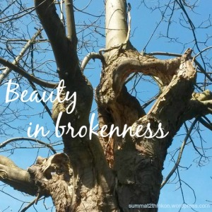 Beauty in brokenness - summat2thinkon.wordpress.com